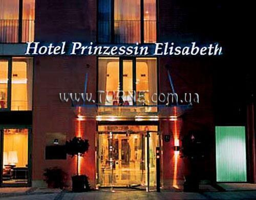 Фото Derag Hotel Prinzessin Elisabeth Мюнхен