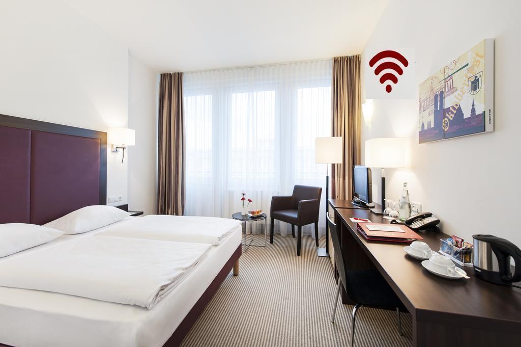 Фото Azimut Hotel Munich City East 4*