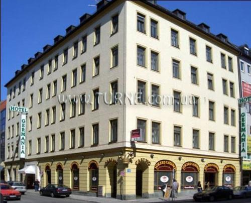 Фото Germania Hotel 3*