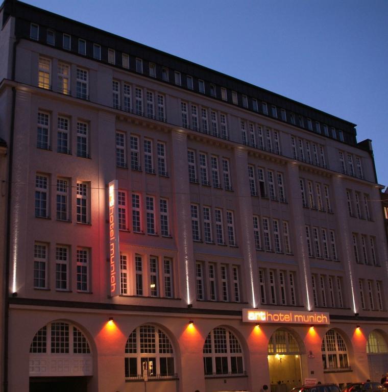 Фото Arthotel Ana Munich 3*