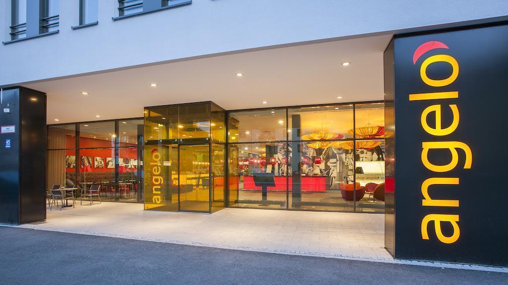 Фото Angelo Hotel Munich Westpark 4*