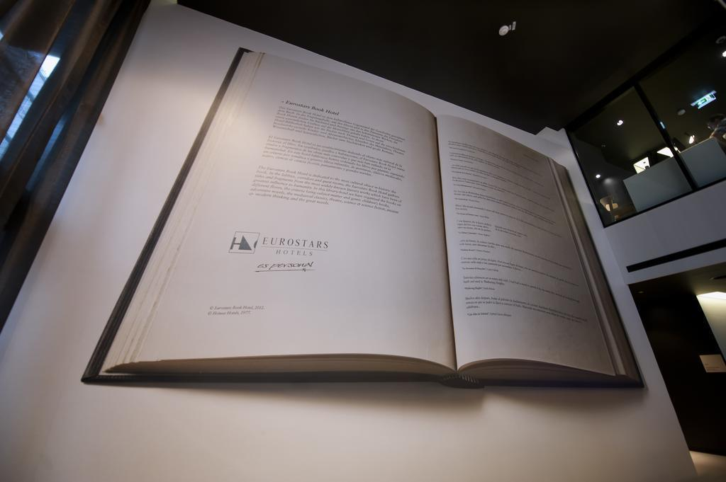 Фото Eurostars Book 4*