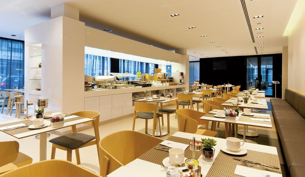 Отель Eurostars Book Германия Мюнхен