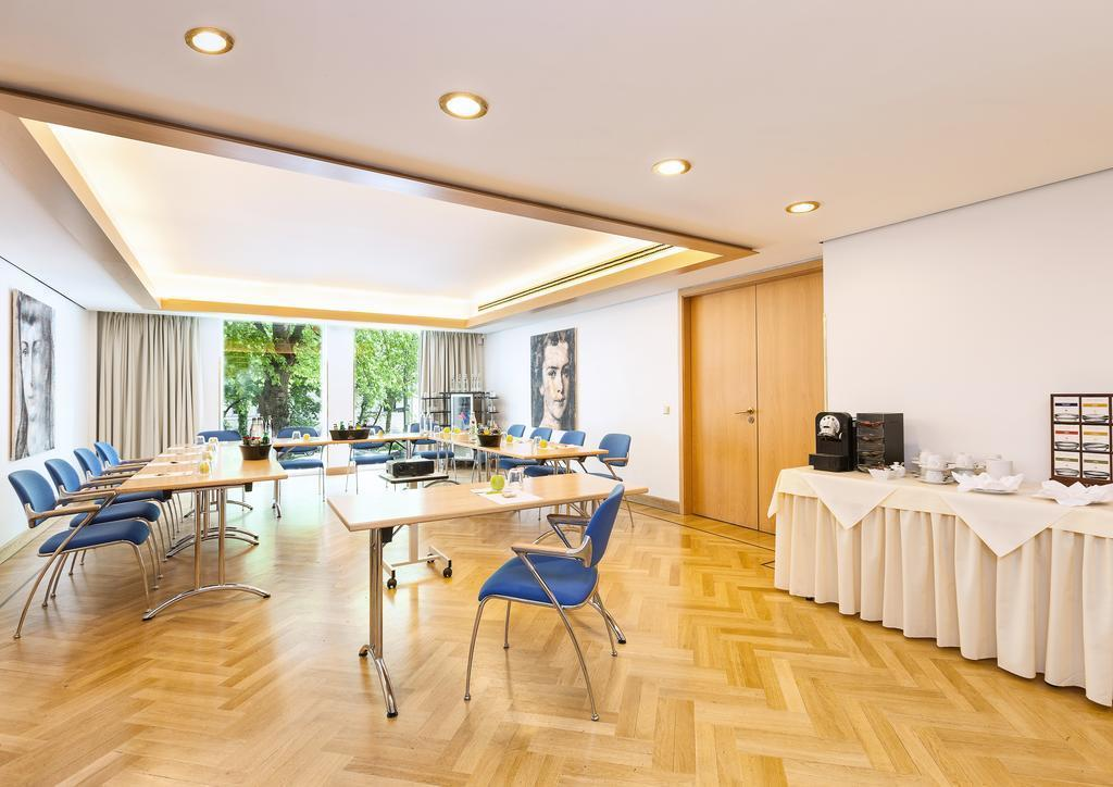 Отель Derag Livinghotel Prinzessin Elisabeth Мюнхен