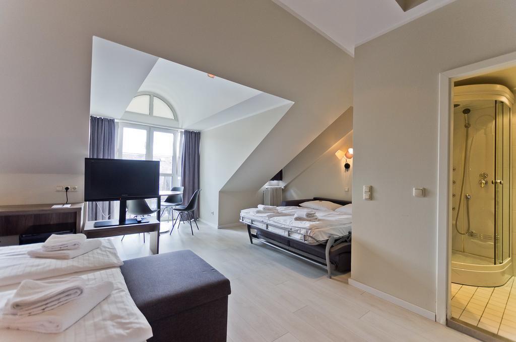 Отель Astor Германия Мюнхен