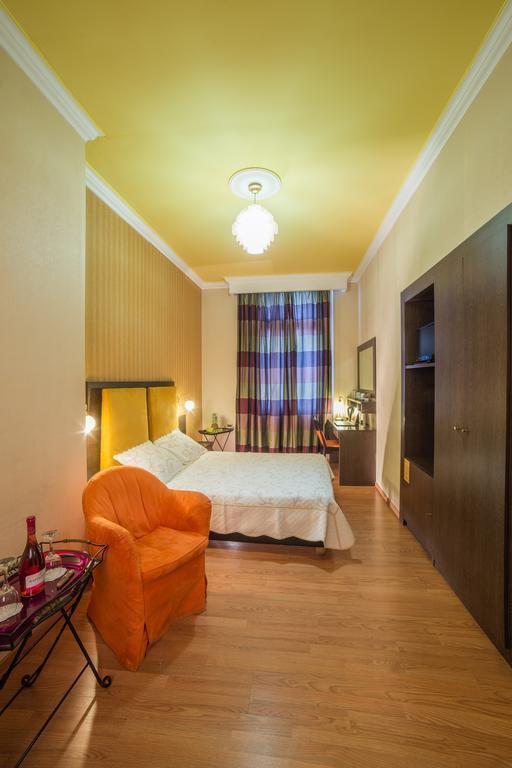 Отель Delphi Art Hotel Греция Афины