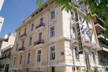 Отель Diethness Афины
