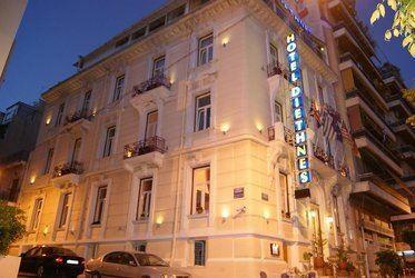 Отель Diethness Греция Афины