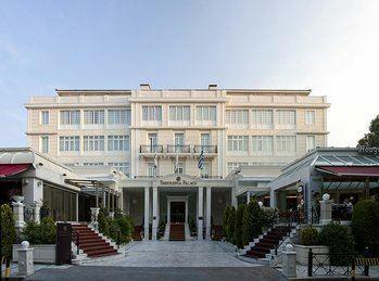 Отель Theoxenia Palace Афины