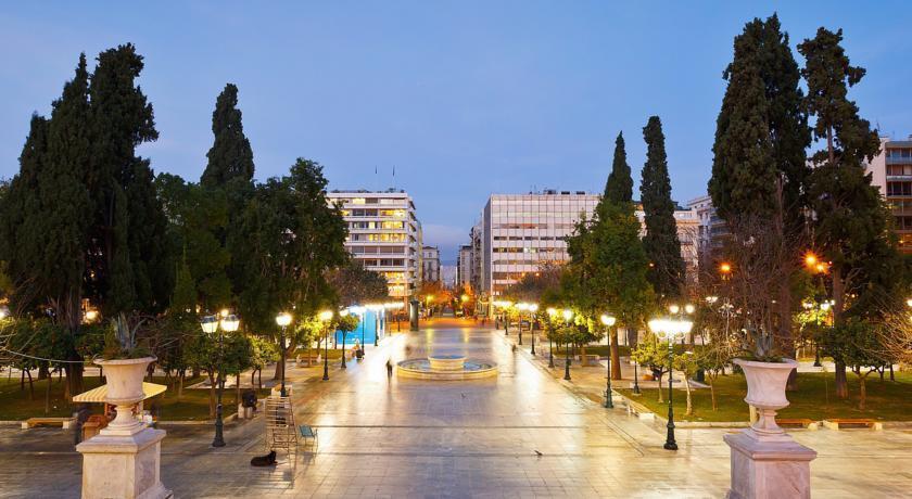Фото Grecotel Njv Athens Plaza 5*