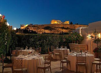 Фото Divani Acropolis Греция Афины