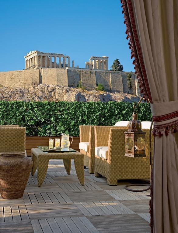 Divani Acropolis Афины