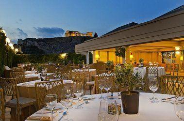 Divani Acropolis Греция Афины