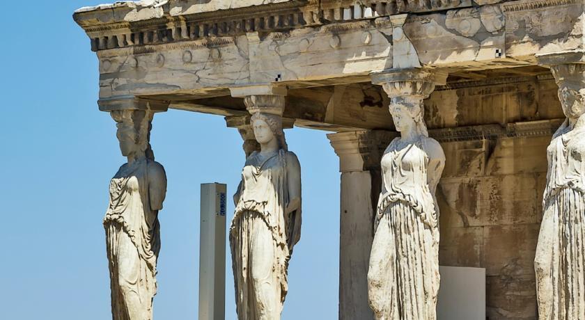 Отель Divani Acropolis Афины