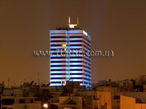 Отель President Афины