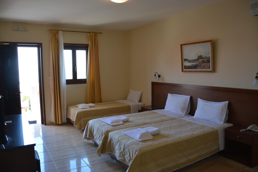Отель Aristotelis Hotel Греция Афон (Халкидики)