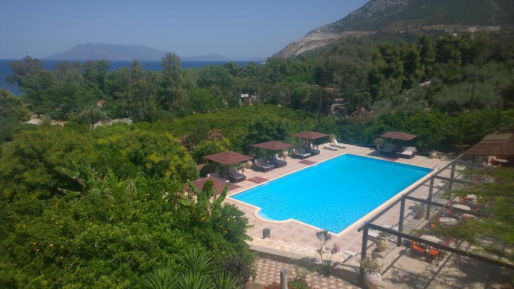 Фото Aristotelis Hotel Афон (Халкидики)