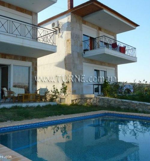 Отель Villa Paradise Греция Афон (Халкидики)