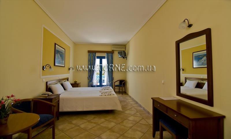 Maltezana Beach Hotel Астипалея
