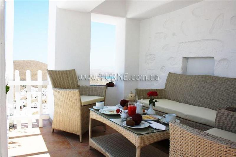 Отель Mariakis Luxury Studios Греция Астипалея