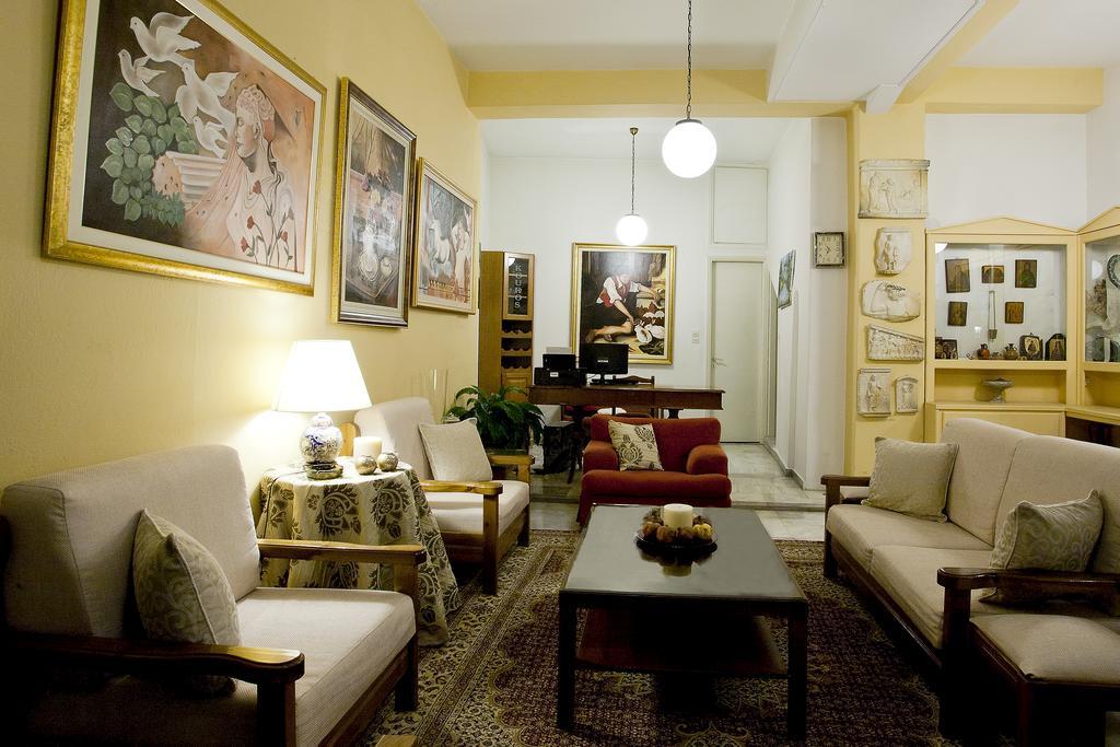 Отель Kouros Hotel Дельфы