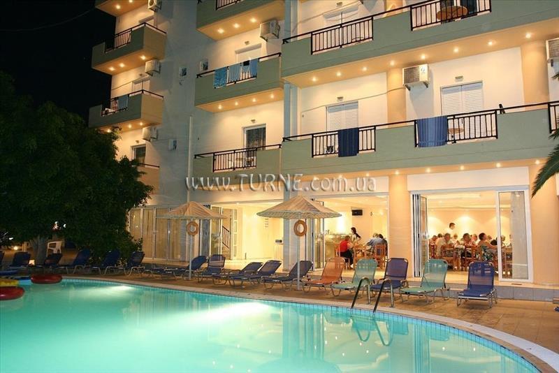 Kastro Hotel Греция Ираклион (о. Крит)