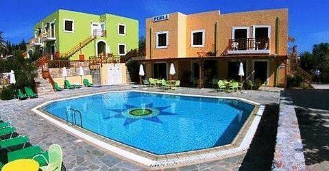 Perla Apartments 3*, Греция, Ираклион (о. Крит)
