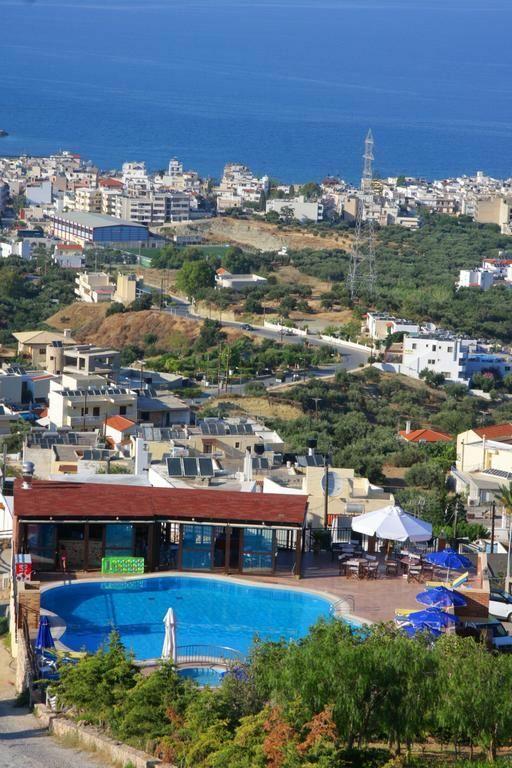 Driades Apartments Ираклион (о. Крит)