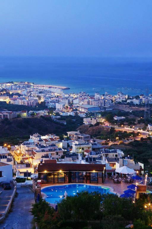 Отель Driades Apartments Ираклион (о. Крит)