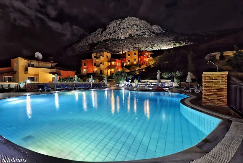 Отель Driades Apartments Греция Ираклион (о. Крит)