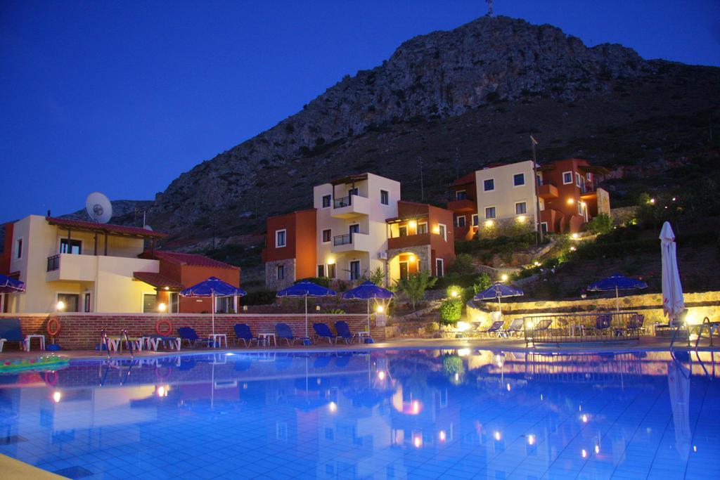 Фото Driades Apartments Ираклион (о. Крит)
