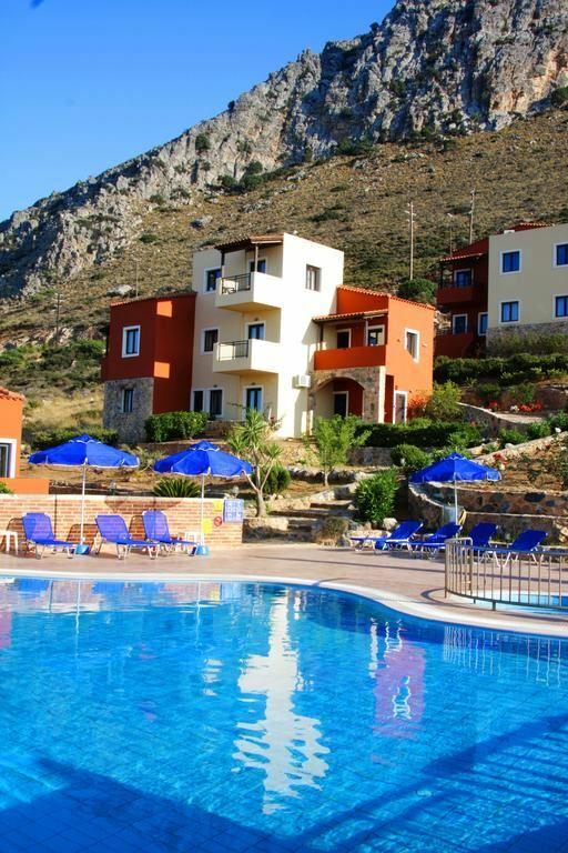 Фото Driades Apartments Греция Ираклион (о. Крит)