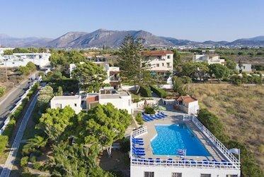 Panorama Sea View Apts 3*, Греція, Іракліон (о. Крит)