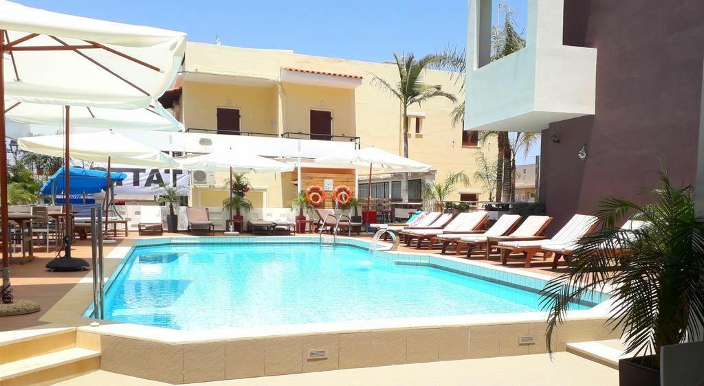 Фото Dionyssos Hotel Греция Ираклион (о. Крит)