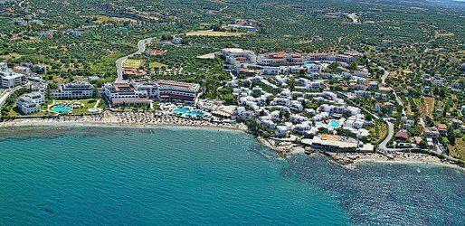 Отель Creta Maris Ираклион (о. Крит)