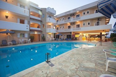 Dimitra Hotel 3*, Греция, Ираклион (о. Крит)