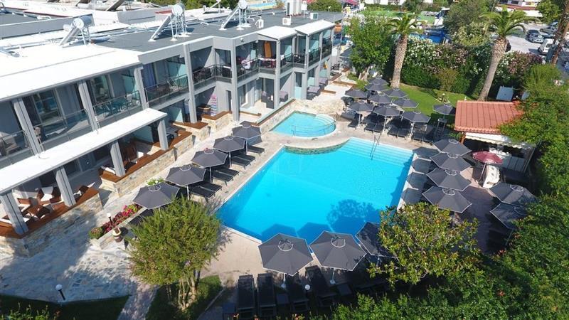 Dionysos Inn Hotel Кассандра (Халкидики)