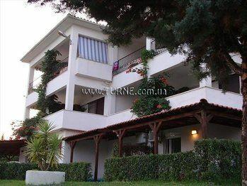 Отель Eleonas Apartments Apt Греция Кассандра (Халкидики)