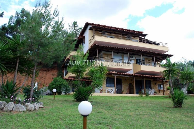 Villa Bambola Nea Moudania Apt Кассандра (Халкидики)