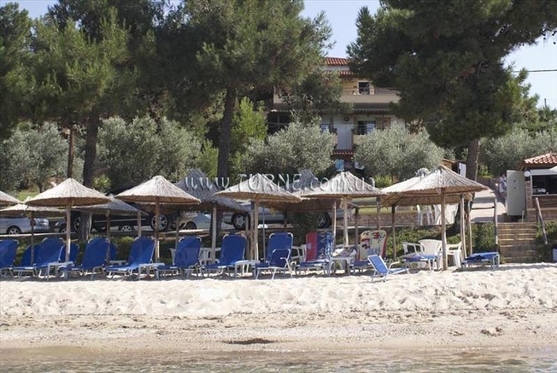 Фото Villa Bambola Nea Moudania Apt Греция