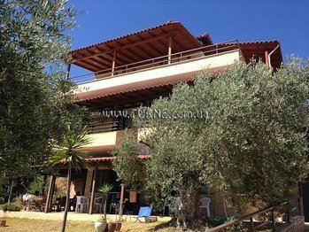 Отель Villa Bambola Nea Moudania Apt Греция Кассандра (Халкидики)