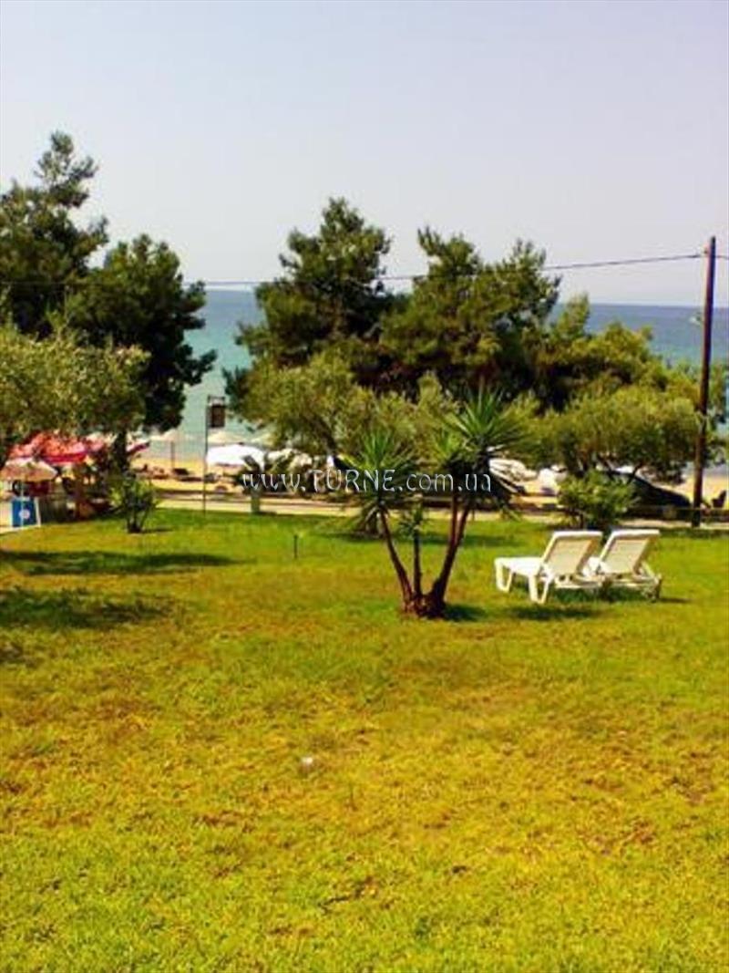 Отель Villa Bambola Nea Moudania Apt Кассандра (Халкидики)