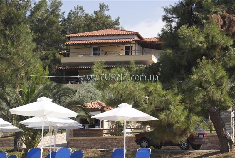 Villa Bambola Nea Moudania Apt Греция Кассандра (Халкидики)