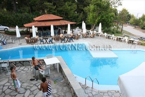 Фото Forest Park Hotel Греция