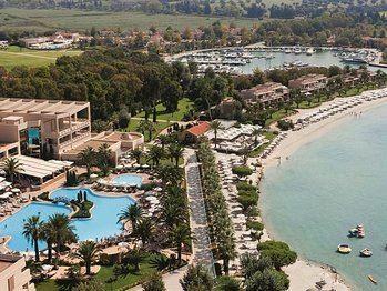 Фото Sani Beach Hotel Кассандра (Халкидики)