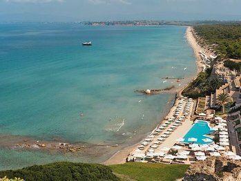 Фото Sani Beach Hotel Греция Кассандра (Халкидики)