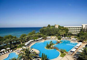 Sani Beach Hotel Кассандра (Халкидики)