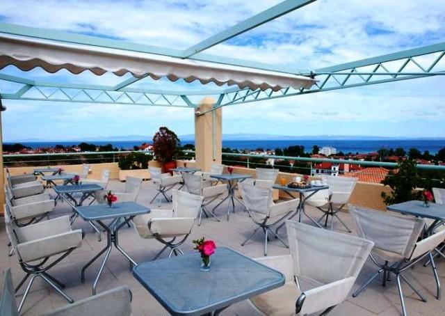 Отель Daphne Holiday Club Кассандра (Халкидики)