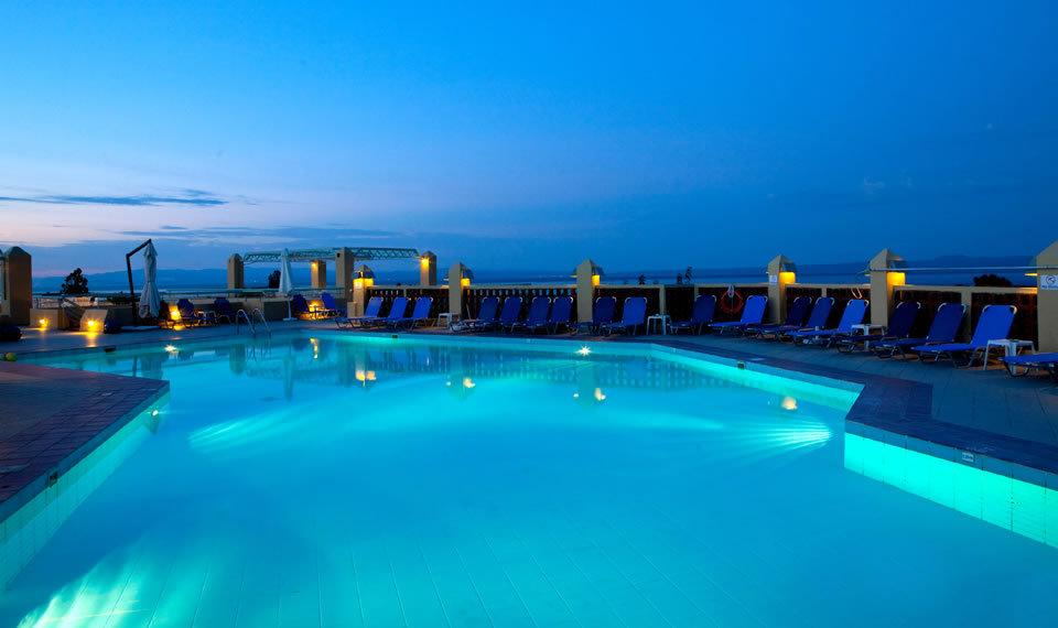 Фото Daphne Holiday Club Греция