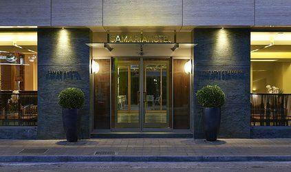 Samaria Hotel Греция Ханья